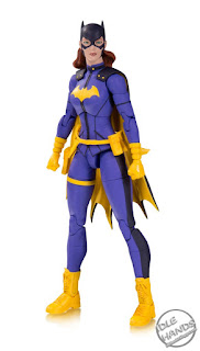 SDCC 2018 DC Collectibles Essentials Action Figures Batgirl
