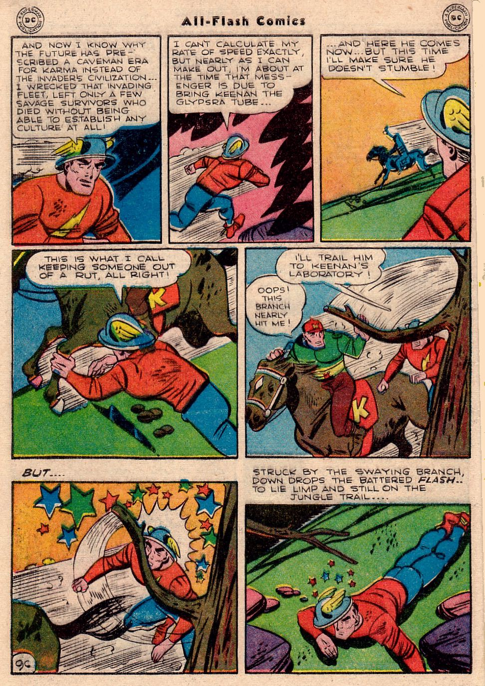 Read online All-Flash comic -  Issue #23 - 45