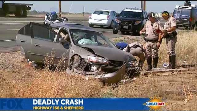 Fresno Visalia Bakersfield Accidents: Fatal Truck and Car Accident