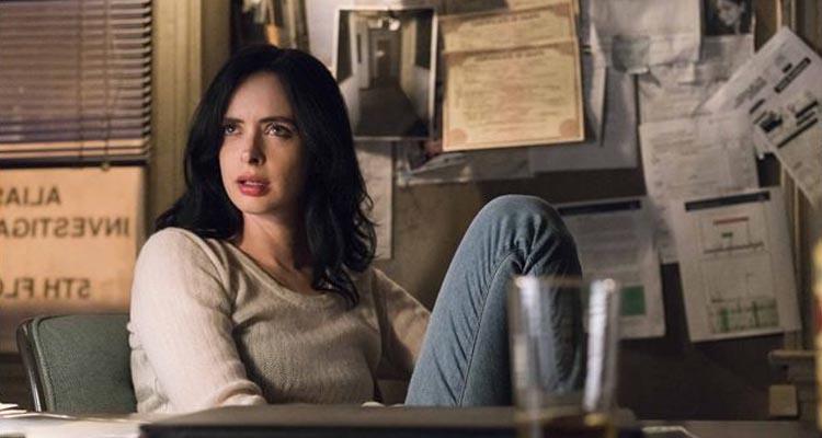 2ª temporada Jessica Jones