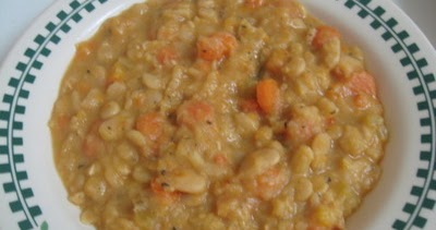Nannykim S Recipes Lima Bean Soup Baby Lima Beans