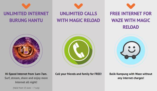 Xpax Free Internet Waze