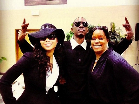 this is hip hop culture inside natina reeds funeral
