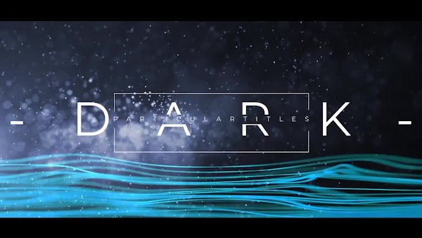 Particular Titles - After Effects Templates | Motionarray