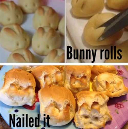 People Who Tried Things On Pinterest And Totally 'NAILED IT'