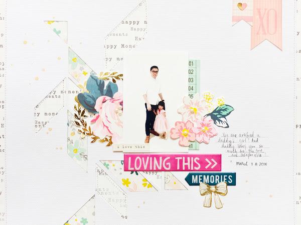 Maggie Holmes Design Team : Loving This Memories