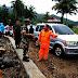 Komandan Kodim 0312/Padang Letkol Czi Rielman Yudha,Bergerak degan cepat Antisipasi Banjir