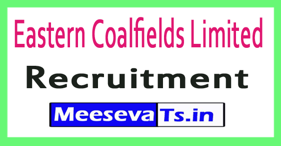 Eastern Coalfields Limited Recruitment