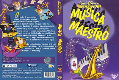 Música Maestro - Clássico Disney
