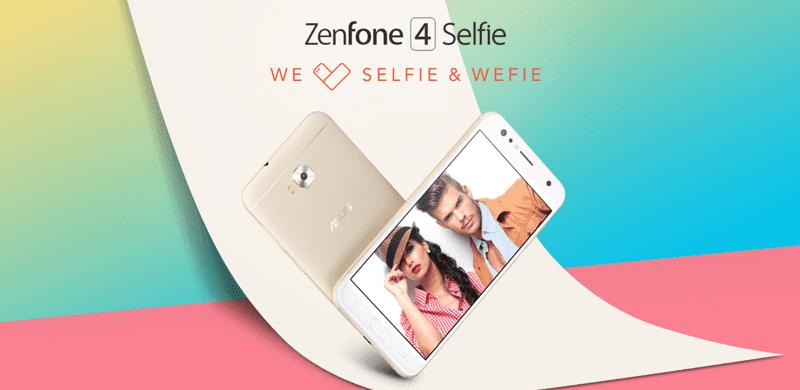 ASUS ZenFone 4 Max Max Pro Selfie And Selfie Pro Now
