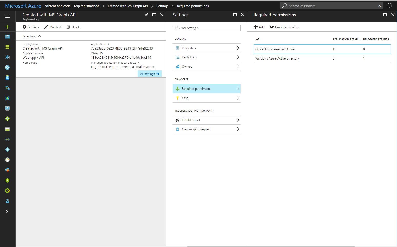 Vardhaman Deshpande: Create Azure AD App Registration with Microsoft