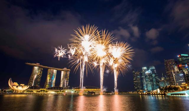 Khép lại năm 2018 với 3 lễ hội sôi động ở Singapore