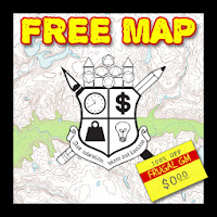Free Map From the Frugal GM