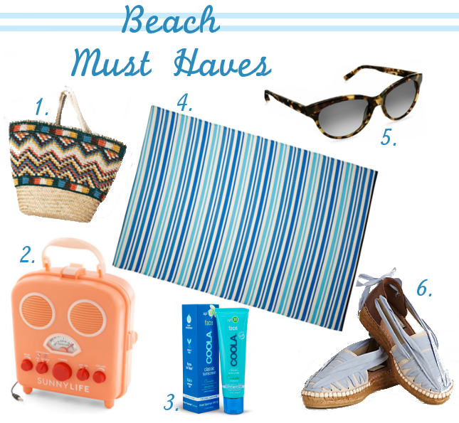Beach Trip Must Haves, Vacation Must Haves, Vacation Accessories, Beach Accessories, Beach Necessities