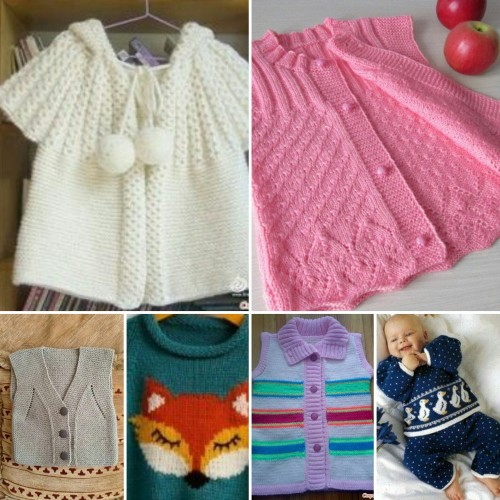 Crochet & Knitting Projects for Mothers - Free Patterns & Diagrams