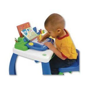 MommysLove4Baby143: Leap Frog My First LeapPad Learning Desk SEALED