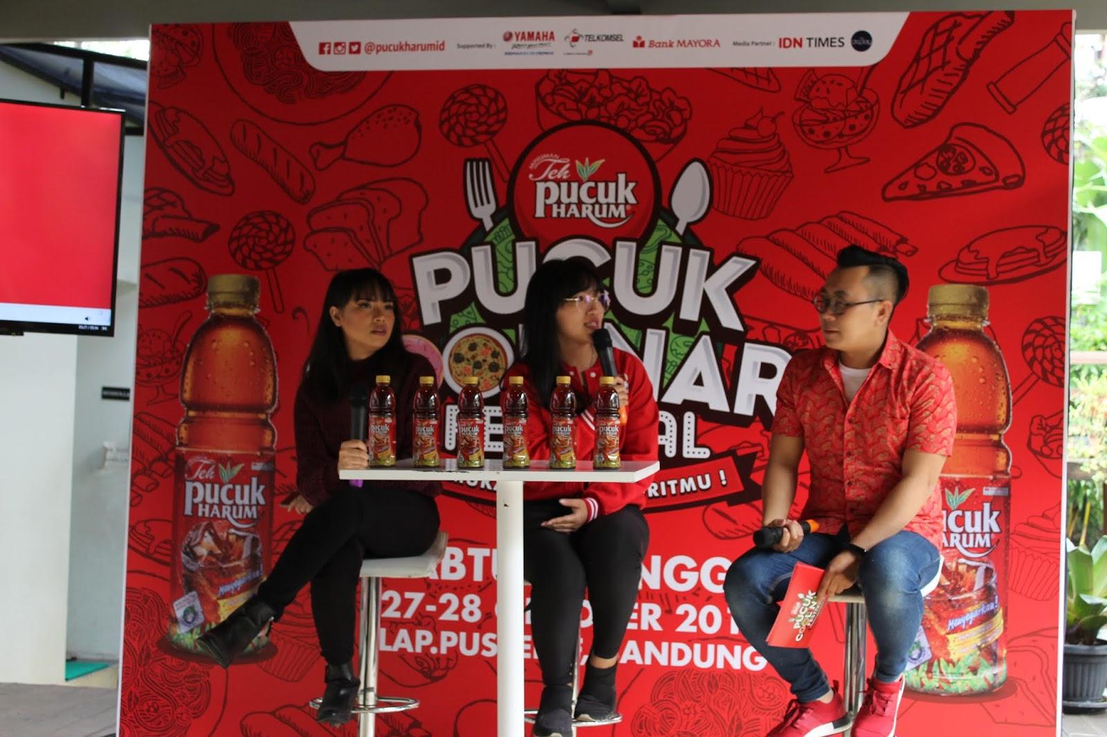 Pucuk Coolinary Festival Bandung