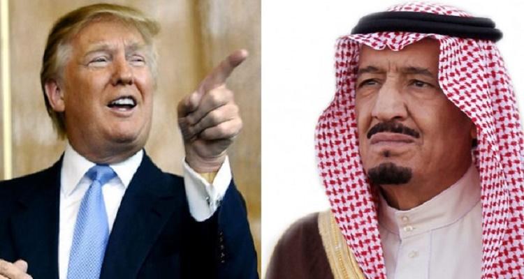 بعد فوزه برئاسة أمريكا.. ترامب يعلن زوال السعودية في هذا التاريخ