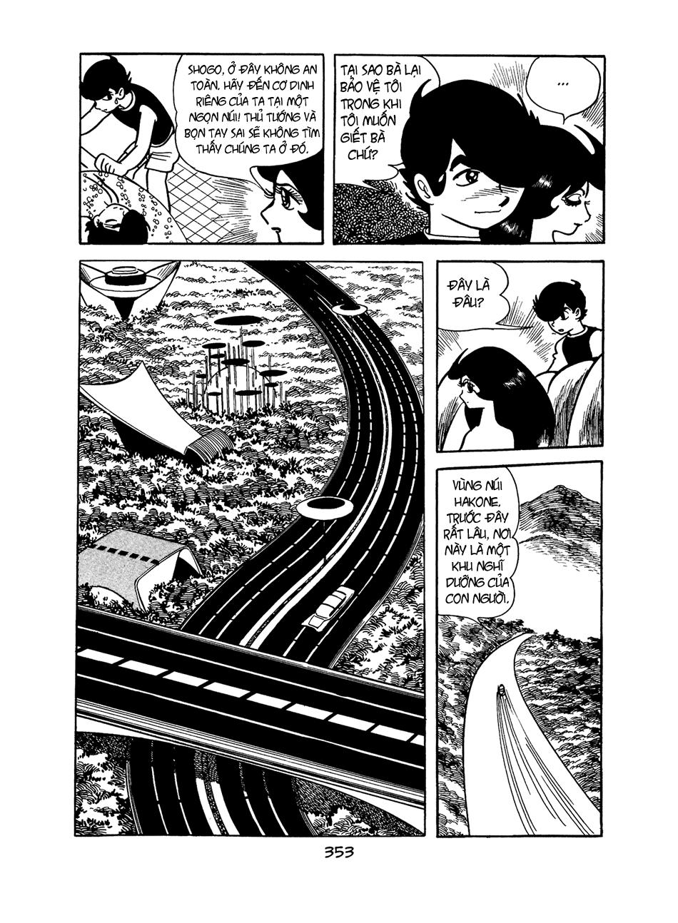 Apollo's Song chap 4.3 trang 10