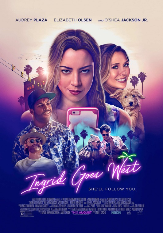 Ingrid Goes West - Dublado