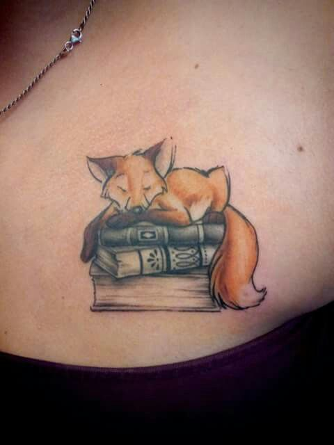 Stunning Fox Tattoos For Women & Men