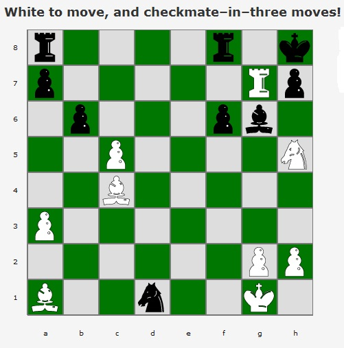 Surprising 4 Move Checkmate Daily Inspiration Quotes Wiring Cloud Ratagdienstapotheekhoekschewaardnl