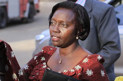 Martha Karua in a photo shoot. PHOTO | FILE