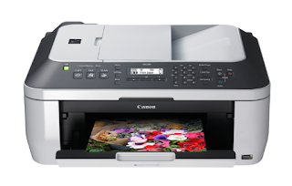 Office Printer provides high surgery as well as also adaptability at an fantabulous value Canon PIXMA MX320 Driver Download