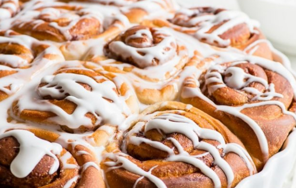 The Best Vegan Cinnamon Rolls  #desserts #cakerecipe #chocolate