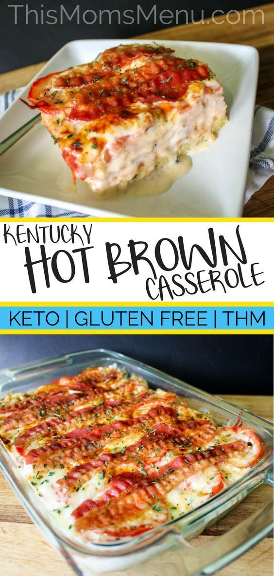 Kentucky Hot Brown Casserole