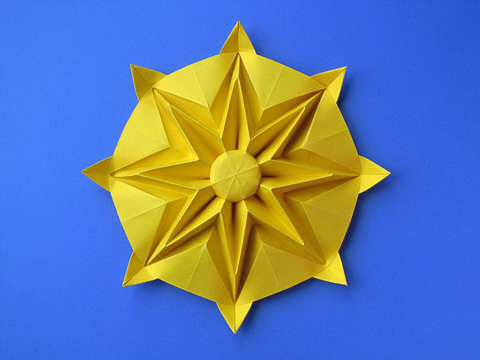 Origami Poesie Di Carta Sole