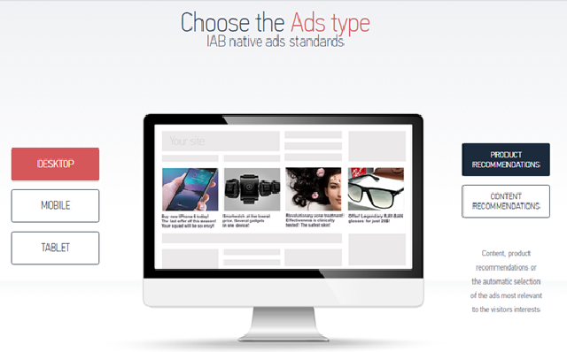 Choose Ad Type