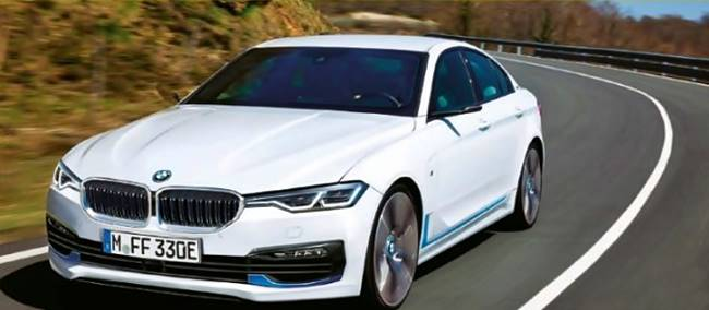 2018 BMW 3 Series G20 Rendered