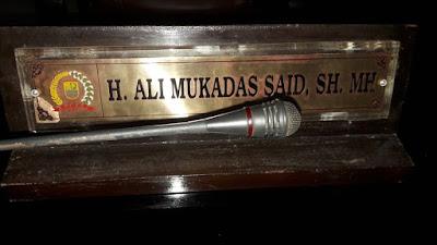 Ali Mukadas Said Segera Lengser dari Kursi Anggota DPRD Karawang