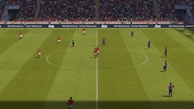 PES 2016 Esterlan Silva Stadium Repack V3 + AZ Pitch Custom