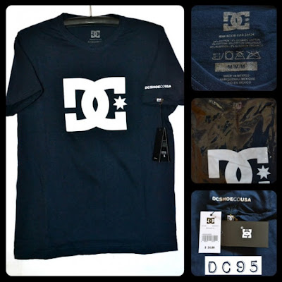 Kaos Distro Surfing Skate DC Premium Kode DC95
