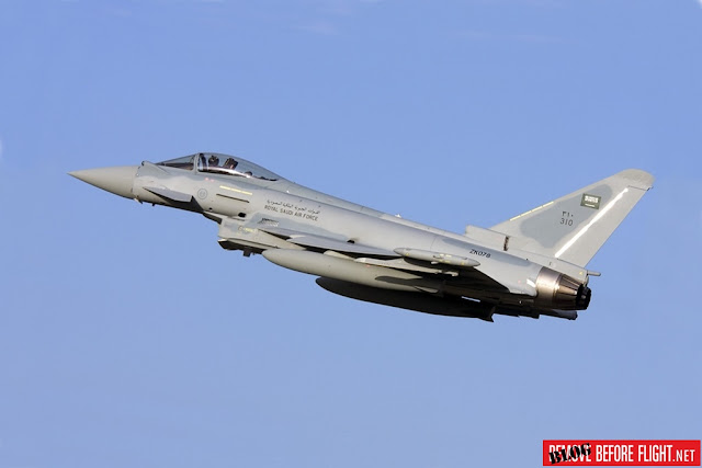 Saudi Arabia buy 48 Typhoon