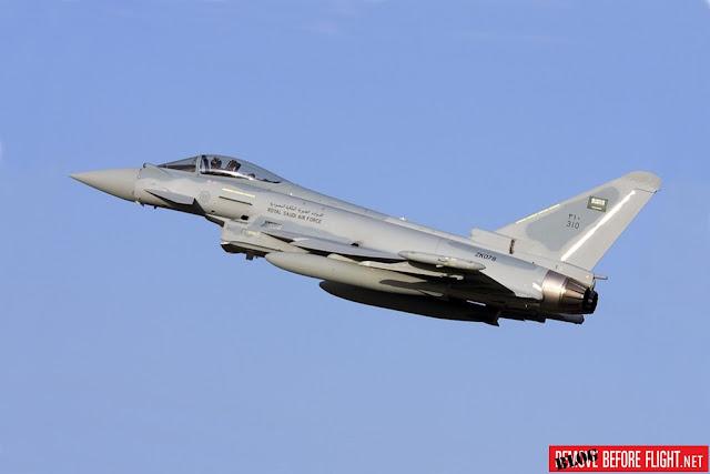 Saudi Arabia buy 48 Typhoon