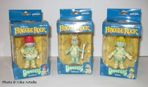 Mikey's Muppet Memorabilia Museum: Fraggle Rock 1990 - 2011