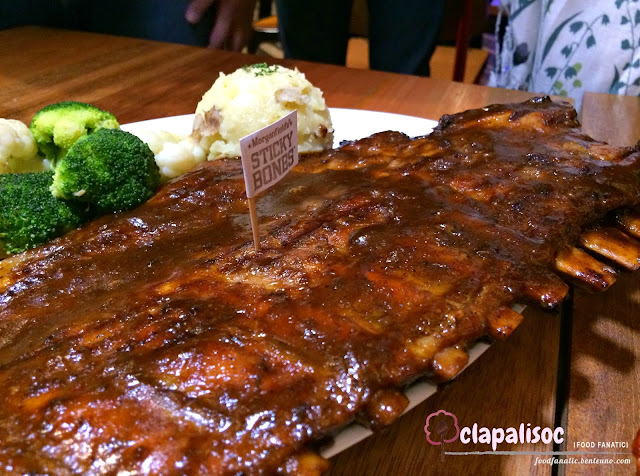 Morganfield's Manila Smoked Peppercorn