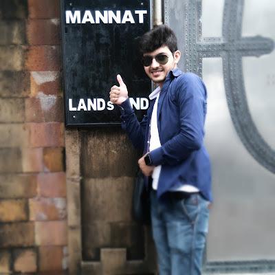 Visit to Bandstand Mumbai - Rishabh Datta