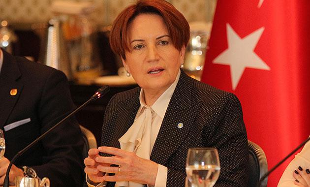 İYİ parti genel başkanı Akşener'den ilginç açıklamalar