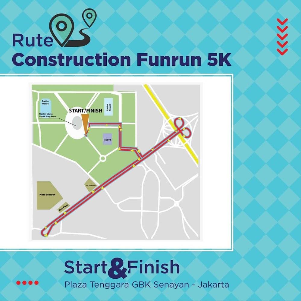 Rute Construction Fun Run • 2019