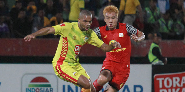 Bhayangkara FC vs Barito Putera