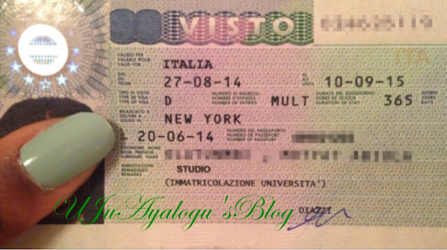 How Nigerians use forged documents to apply for Italian visa