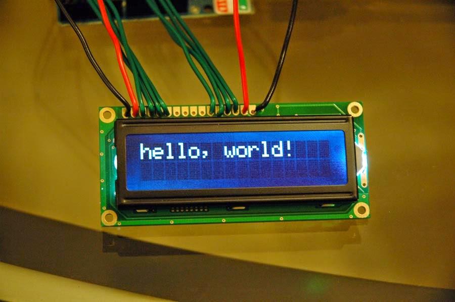 El clásico Hola Mundo!!!