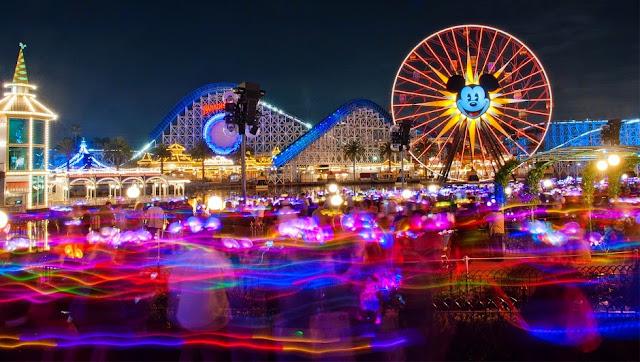 Parques de diversões na Califórnia: Disneyland