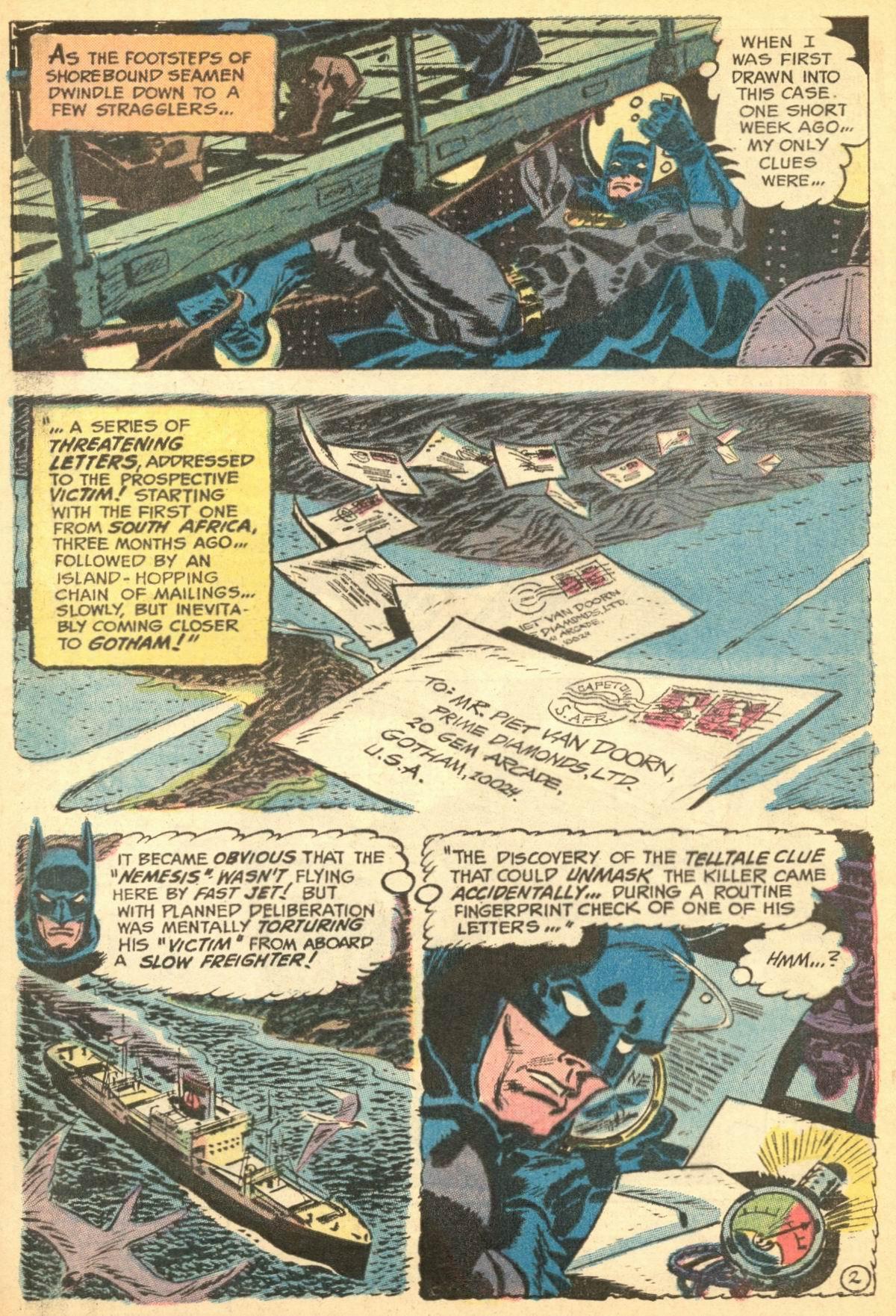 Detective Comics (1937) 420 Page 3