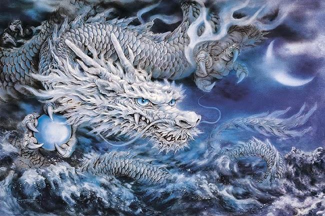 Dragonsfaerieselves Theunseen Ryujin Dragon God Of Japan