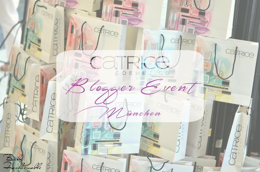 Catrice Blogger Event Titelbild